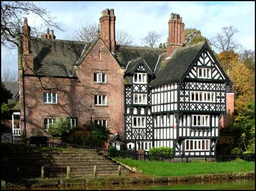 The Packet House, Worsley by johnriley1uk
