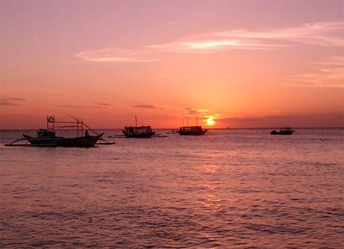 Philippine Sunset by suregork