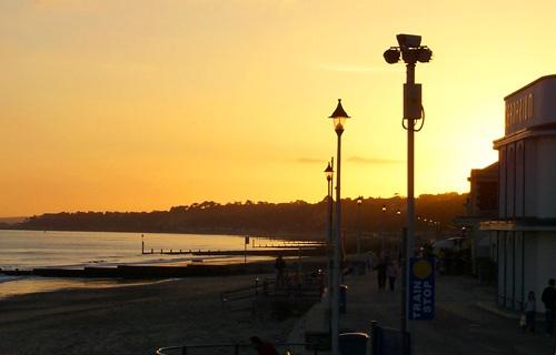 Bournemouth Sunset by Stevo
