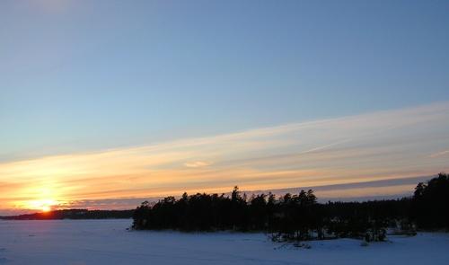 Winterday by ojjo
