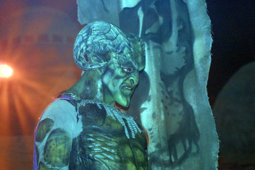 Alien by pgarwood