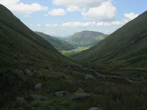 Kirkstone Pass, Cumbria by Les_Cornwell