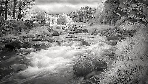 Scottish Rapids by gpwalton