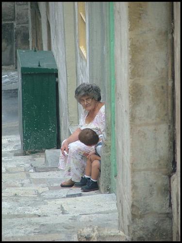 Grandma by br