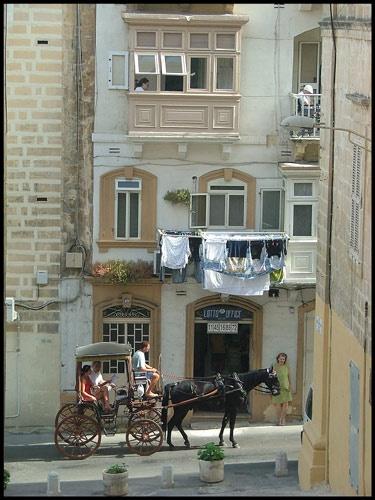 Valletta Streets by br