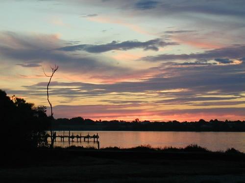Sunset by patrickfarrell