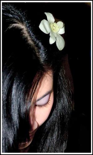asian girl. by cbg