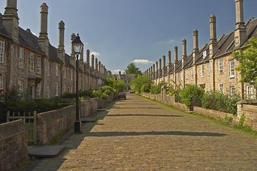 Vicars Close, Wells by Stevo