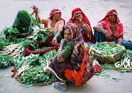Market Day by Swalatomi