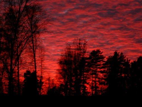 Devil in the sky by suregork