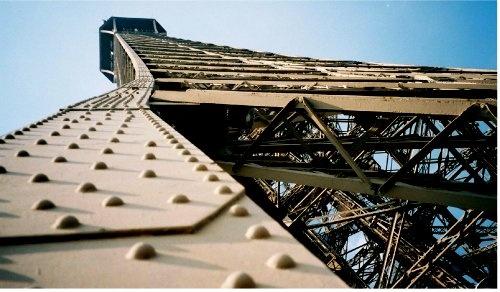 Eiffel Tower by accystan