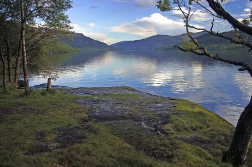 Loch Lomond by Stevo