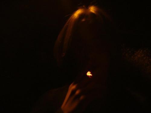 spooky evening smoke by AnTTi