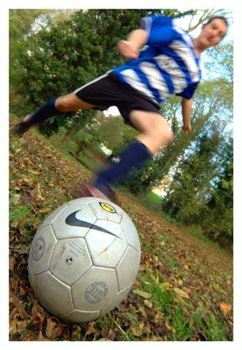 Free Kick by trp