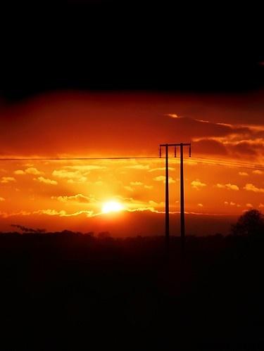 Crack Of Dawn by davecalver
