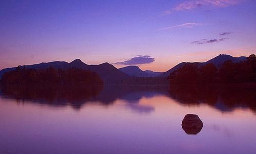 Keswick Sunset 2 by sut68