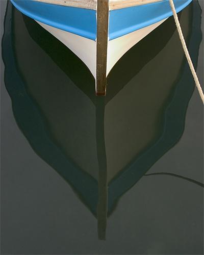 Boat Reflected by billma