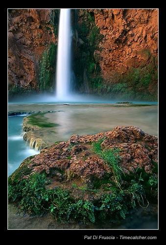 Mooney Falls by Timecatcher
