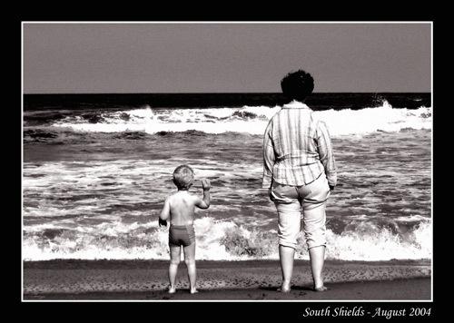 Me & my Nan by vejins