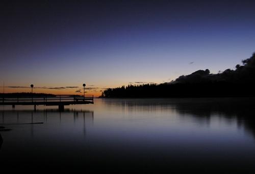 early sunrise by ojjo