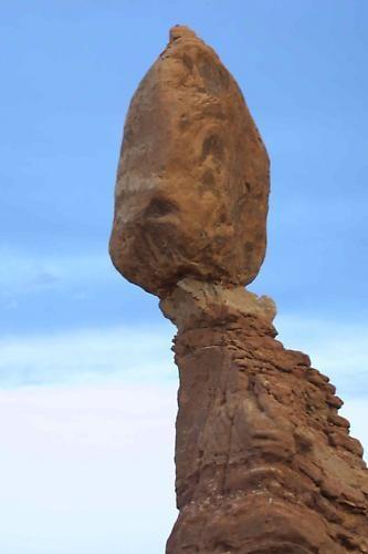 Balancing Rock? by pgarwood