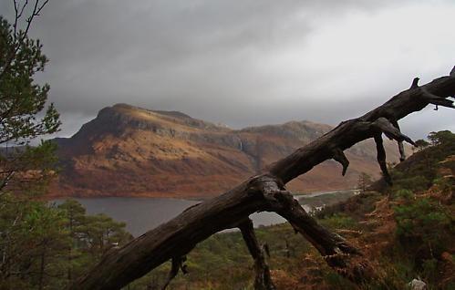 Loch Maree by Taff