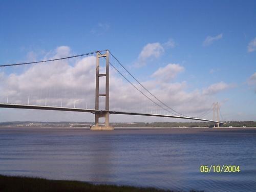 humber bridge by graceland