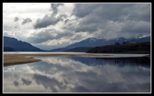 Scottish Loch by goatster