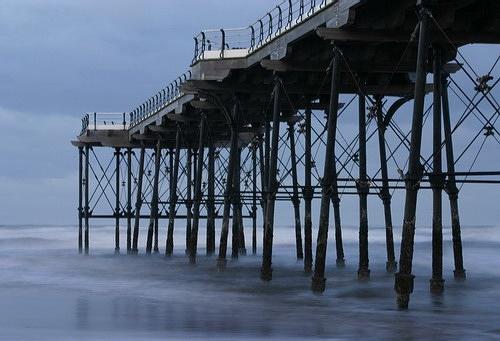 Pier by sun yin