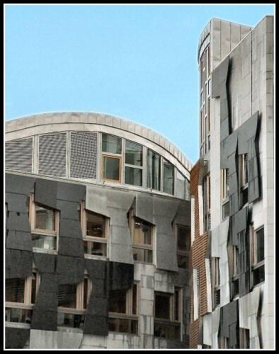 Parliament Facades by deltafour
