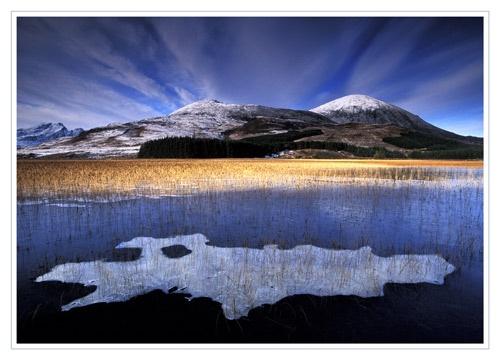 Beinn na Caillich, isle of Skye by bravo charlie