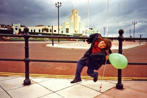 Tom in New Brighton by victorburnside