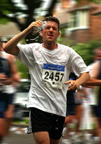 Running Water by ziggy