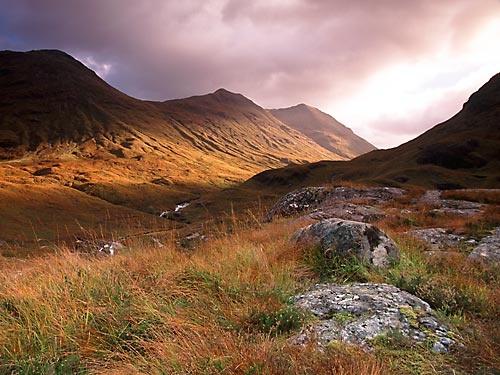 The Pass of Glencoe by neptune