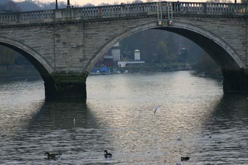 Richmond Bridge by chrisskipp
