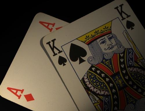 Blackjack by dfawbert
