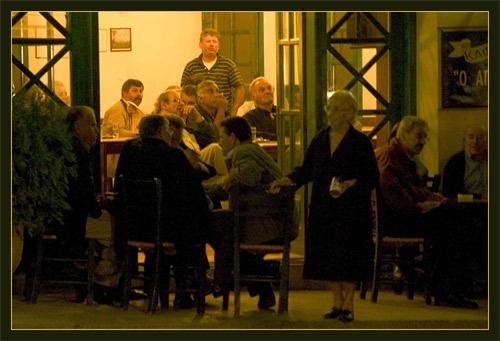 Taverna at Night by billma