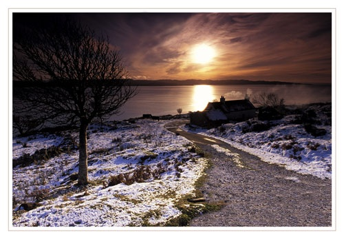 Winter Glow by bravo charlie