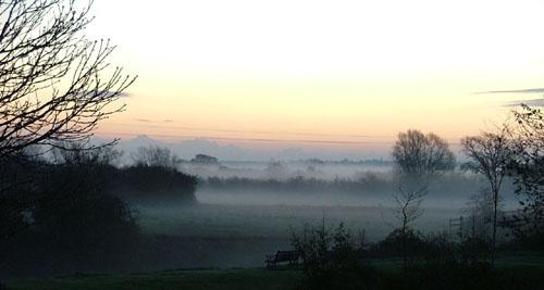 Foggy Friday by leedewey