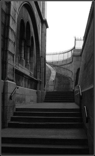 Steps of Grey by leedewey