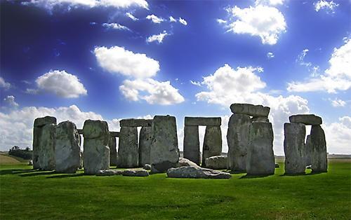 Stonehenge by NigelAndrew
