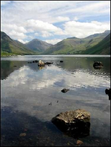 Wastwater 2 by Les_Cornwell