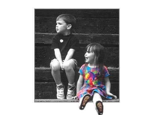 Kids by psiman