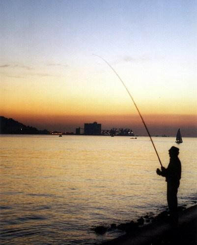 Fishing by jmmd