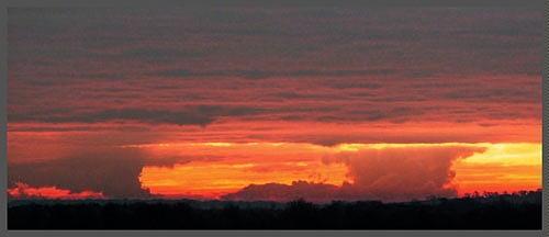 Atomic Sunrise by alfsky