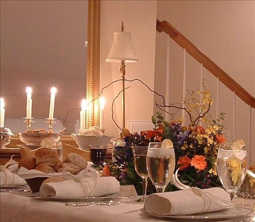 Dinner Party by kjenn