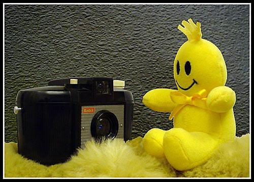 Smile 4 the camera by maverick04