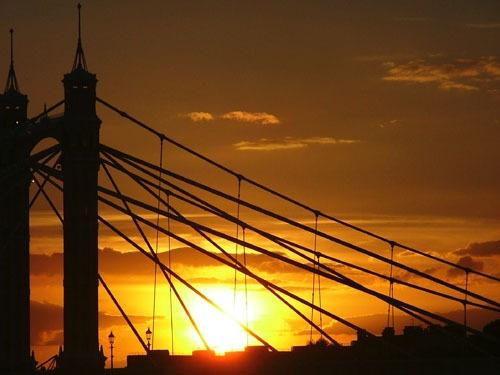 Sunset in Chelsea by NilsonBazana