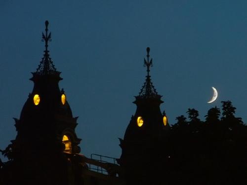 Mysterious Night by NilsonBazana