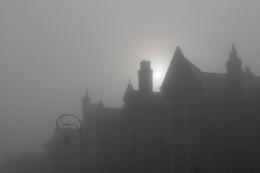 Fog,St Annes-on- Sea